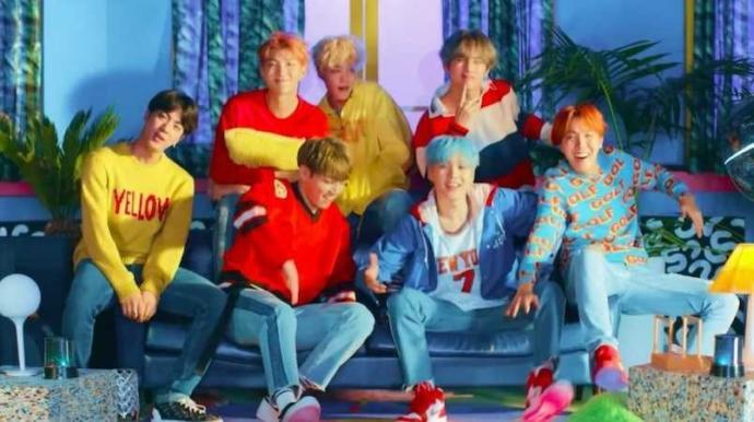 Has anyone heard of the K-pop group  BTS?