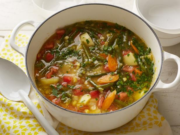 What type of soup would you most enjoy?