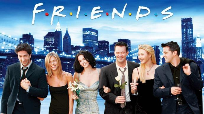 "Just want to know how many times have you seen the whole series of "" friends "" it's an awesome show !?"