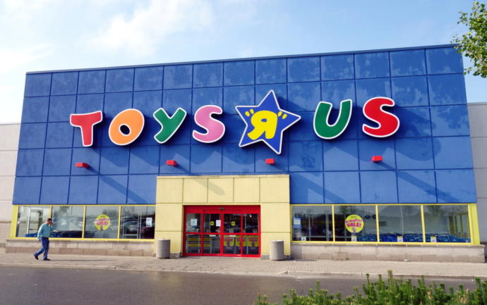 How do you feel about Toys R Us closing down over 120 of its stores across the U.S.? Got an memories shopping in one?