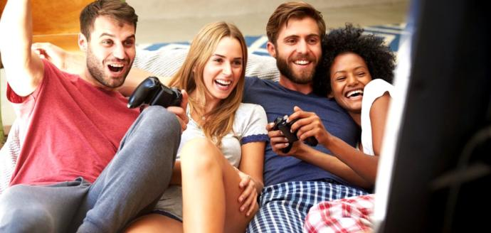 The average gamer is 35 years old. How do you feel your significant other gaming?