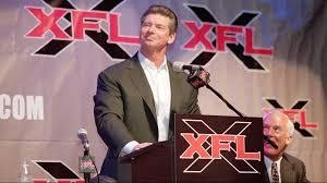 XFL to be relaunched in 2020. Thoughts?