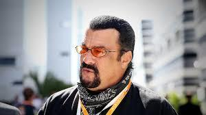 What do you think of Steven Seagal?
