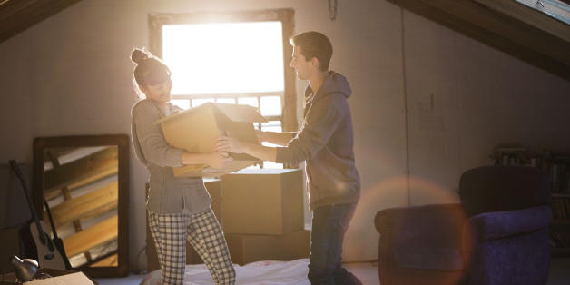 boyfriend wants to move in together