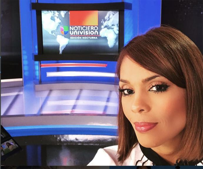 Would you date this Afro-Colombian Univision Journalist, Ilia Calderon if she were single?