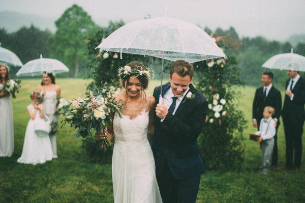 Married People Did It Rain On Your Wedding Day