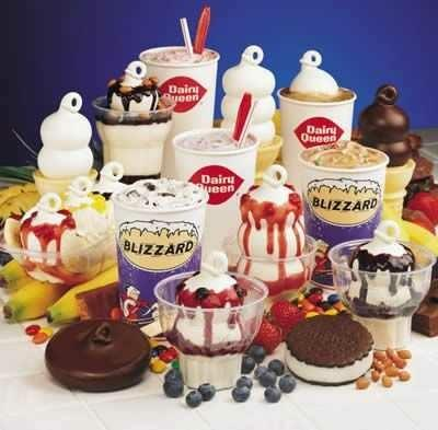 What kinds of sweets (desserts) do you guys like??