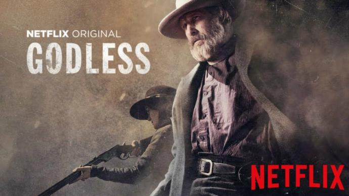 Have you seen Godless on Netflix?