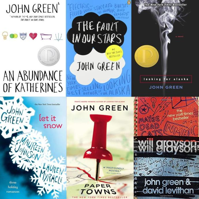 What are your thoughts on John Green books?