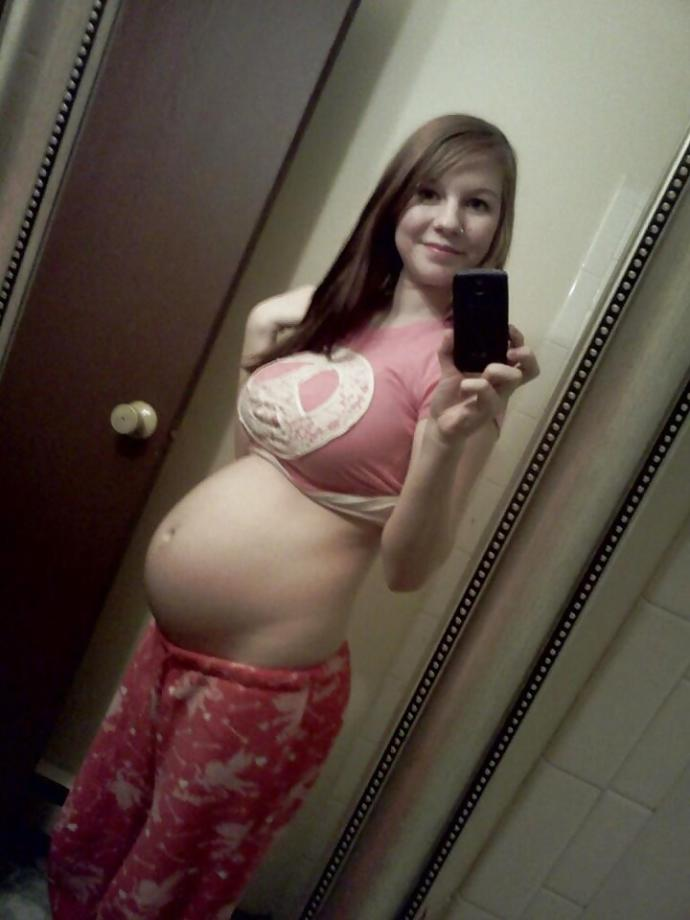 Would you date a girl who's 16 and 4 months pregnant?