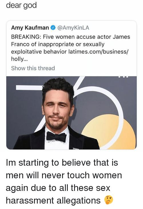 Are all those celebs involved in the #METOO and #TIMESUP campaigns lowlife hypocrites, rapists, sexual harrassers complicit in sex crimes?