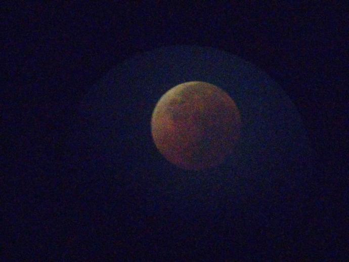 Did you watch Lunar eclipse today?