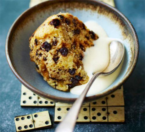 Does anyone else enjoy tasting a nice Spotted Dick with hot cream? No Pun, intended ;)?