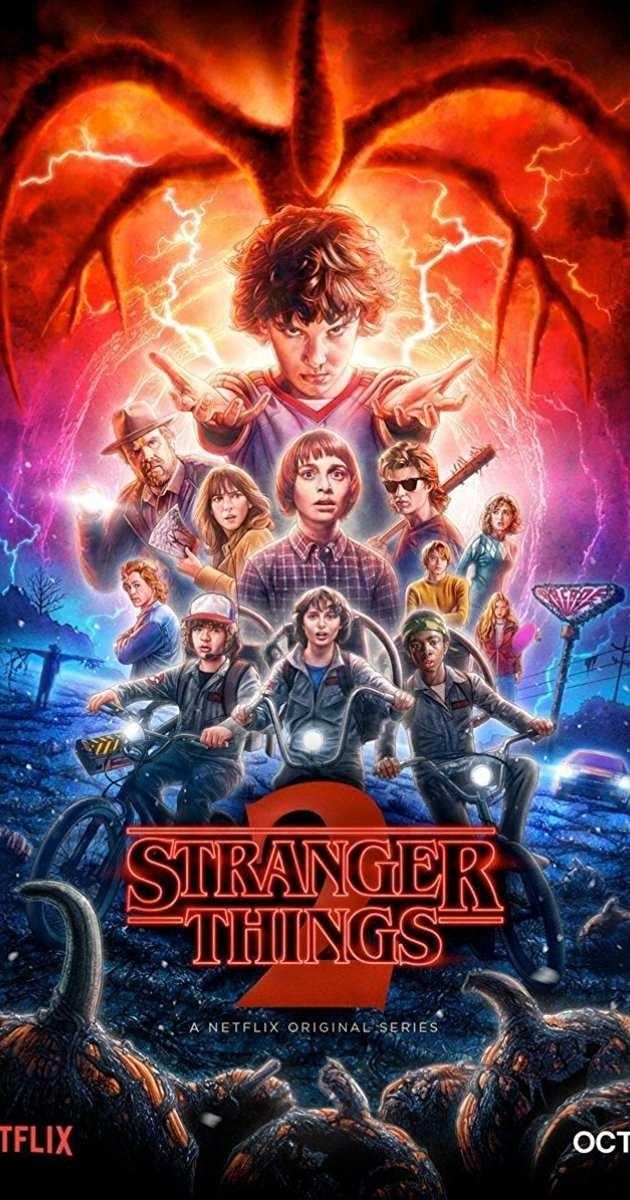 Do you watch Stranger Things show from Netflix??