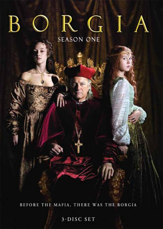 Should I watch Medici: masters of Florence or Borgia on Netflix?