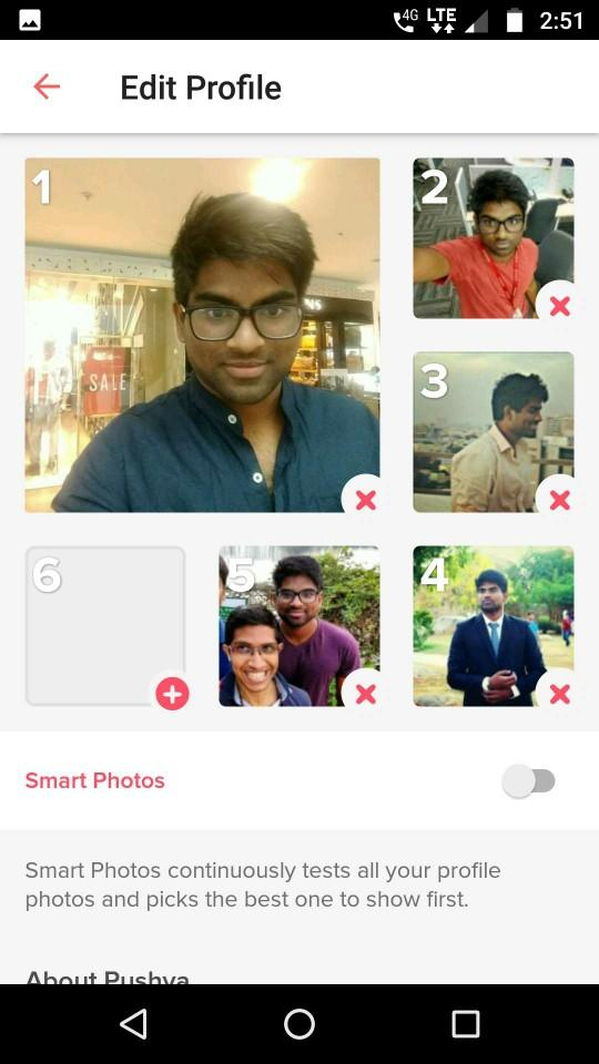 would you swipe right??