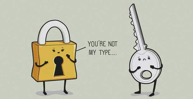 Would you ever date someone that's not your 'type'??
