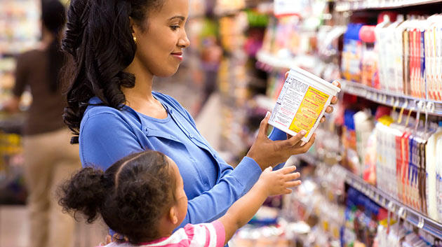 How often do you read the ingredients label on food packages before you eat or buy them?
