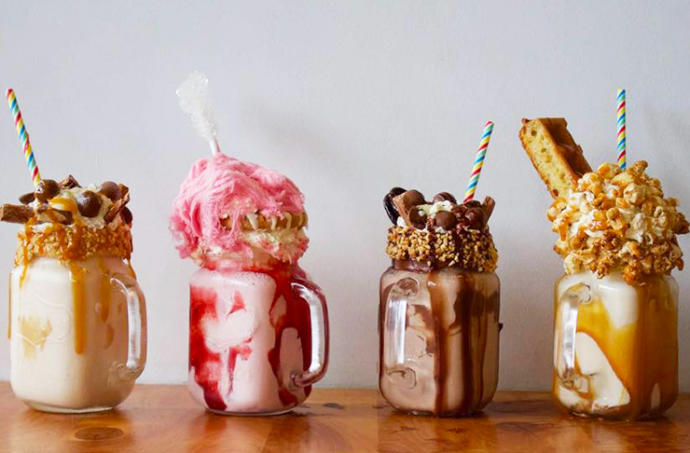 Have you ever tried a Freak Shake before?