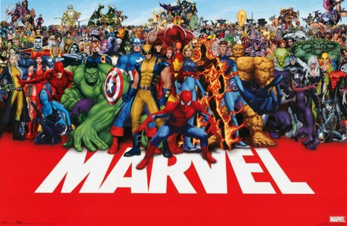 Guys; DC or Marvel??
