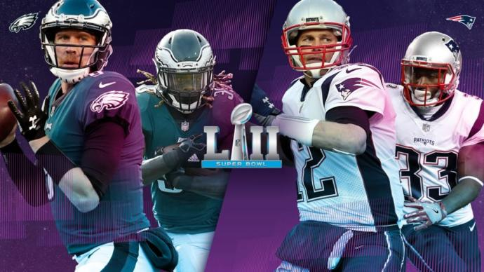 Who's going to win the Superbowl today: Eagles or Patriots?