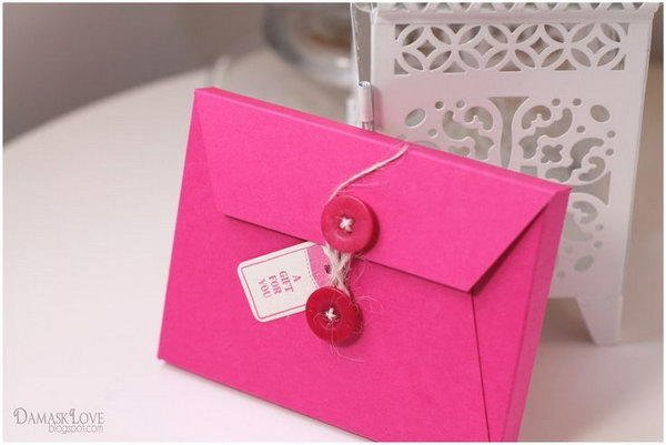 Would you be disappointed if you only received a Valentine's card, and not a present?