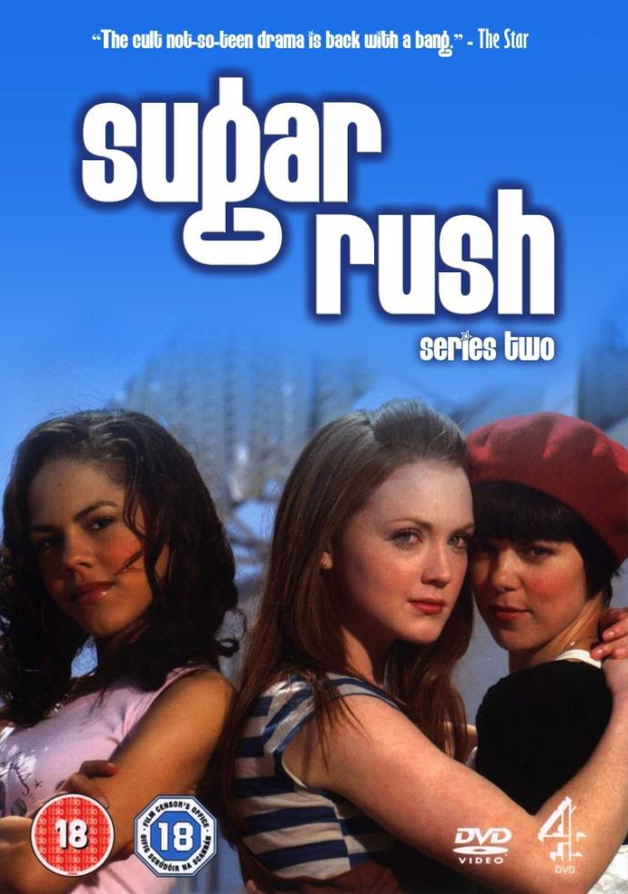Have you ever watched Sugar Rush??
