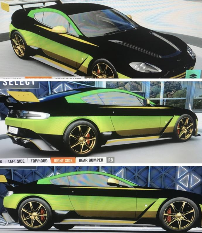 #LastCarQuestion Choose from the poll (or the list below the poll) which car out of all my 39 custom cars you liked most?
