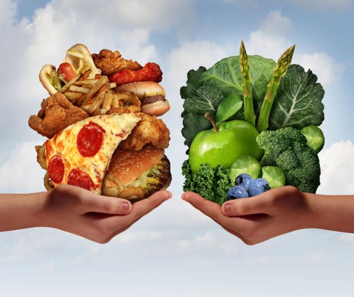 If junk food was good for you would you still bother to eat healthy food?