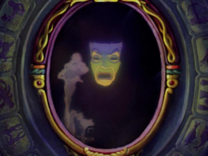 If you had a magic mirror on the wall, what would you ask it?