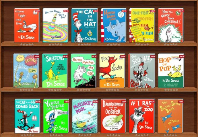 Which Dr. Seuss book is your favorite? Why?