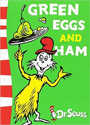 Which Dr.Seuss book is your favorite? Why?