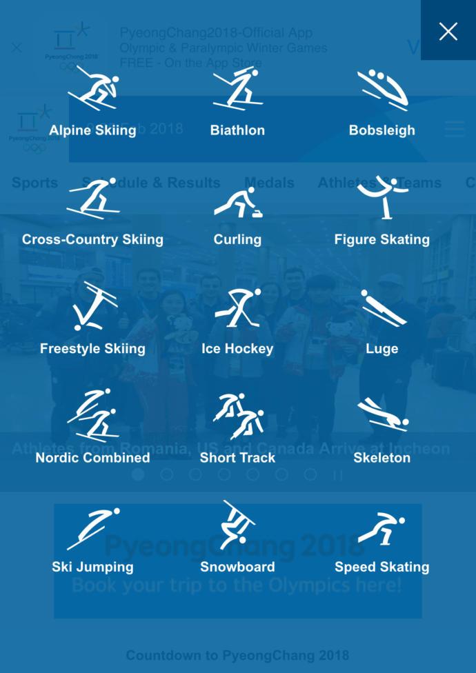 PyeongChang 2018 Winter Olympics?