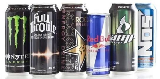 Does energy drinks cause hunger?