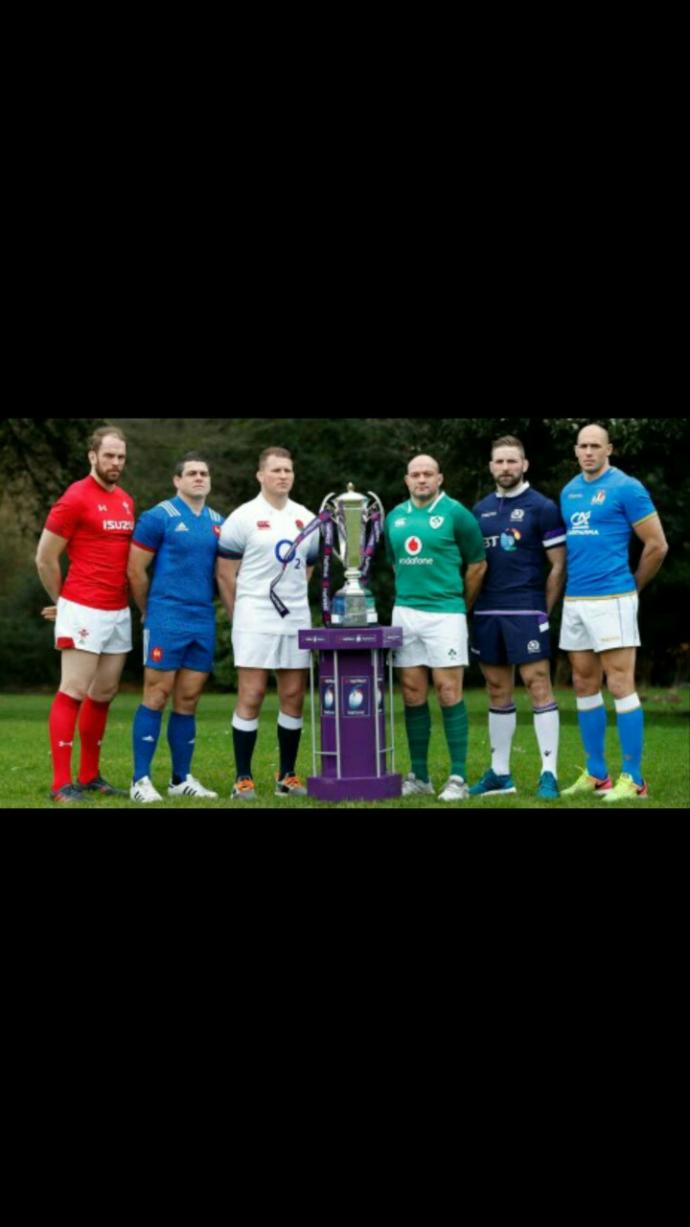 Americans, are you watching the Six Nations??