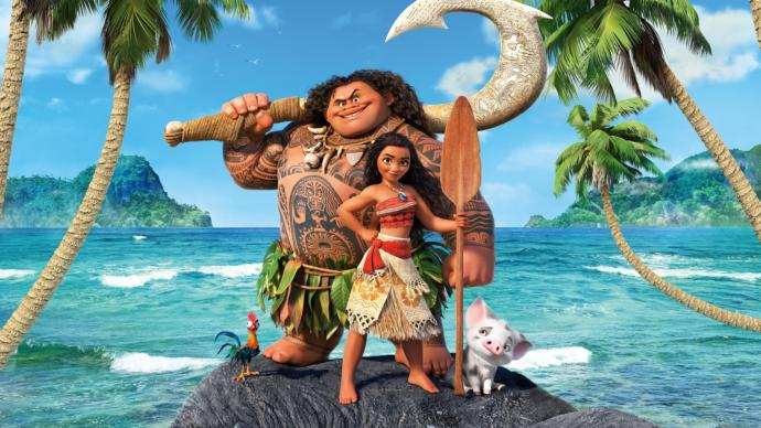 Am i Racist if i think White girls shouldn't have anything to do with Moana ?