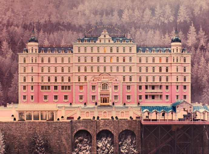 The Grand Budapest Hotel (2014): Why did you LIKE or DISLIKE this movie?