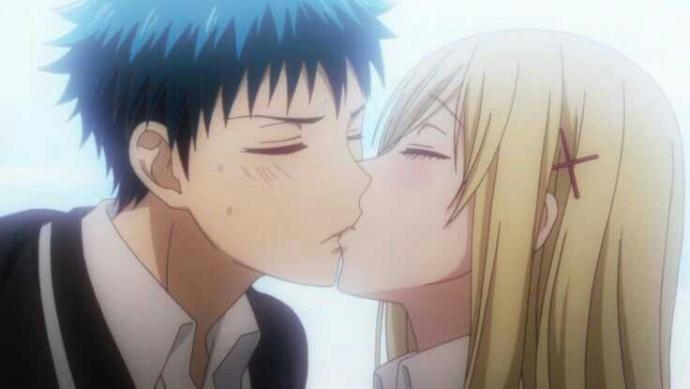 Do you like romance anime??