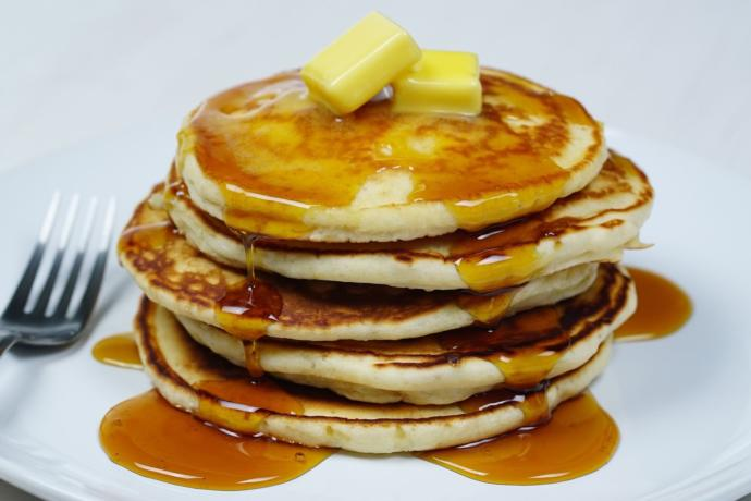 It's Pancake Tuesday! Are you having pancakes today?