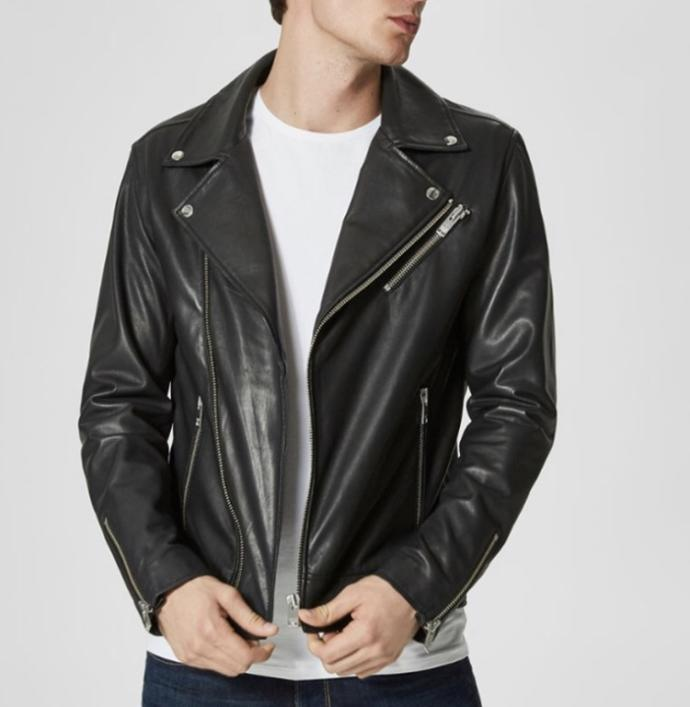Which leather jacket is more badass?