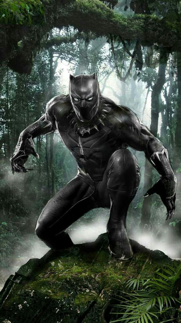 Are u hyped about Black Panther.?