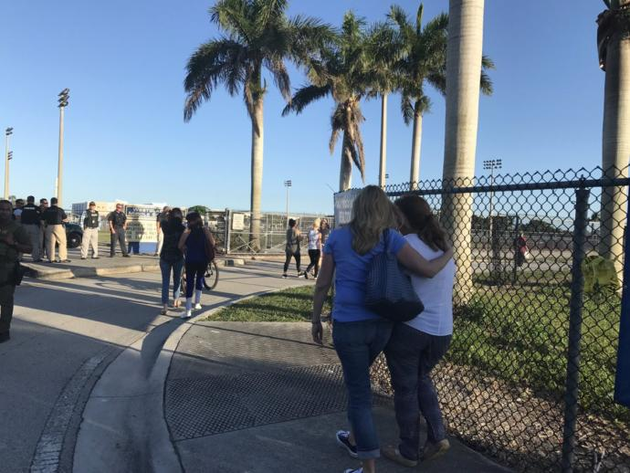 Shooting at Parkland Florida High School, anyone have more information?