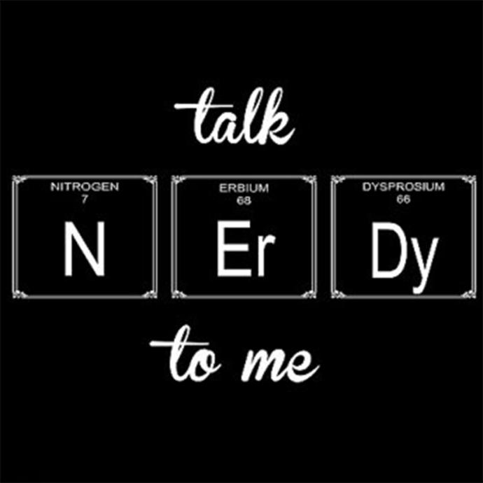 Do you like intelligent/nerdy conversation on a date?