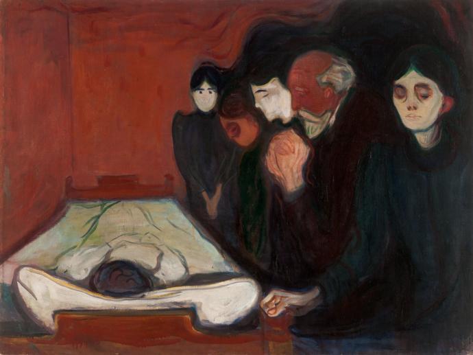 Do you like Edvard Munch's art?