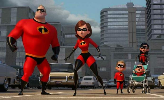Anybody excited about Incredibles 2?