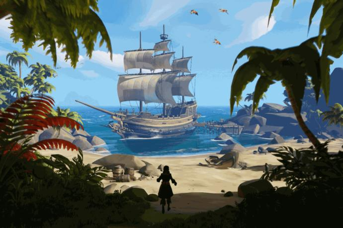 Have you played Sea of Thieves?