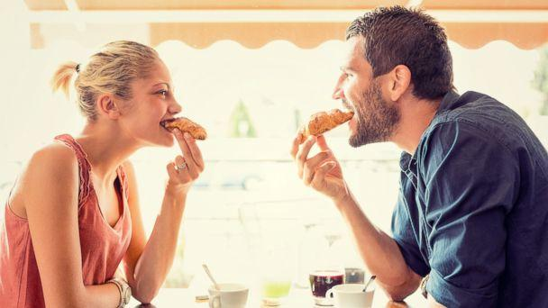 Does it matter what your partner eats on a date?