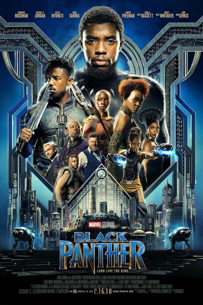 What do you think about the black panther movie?