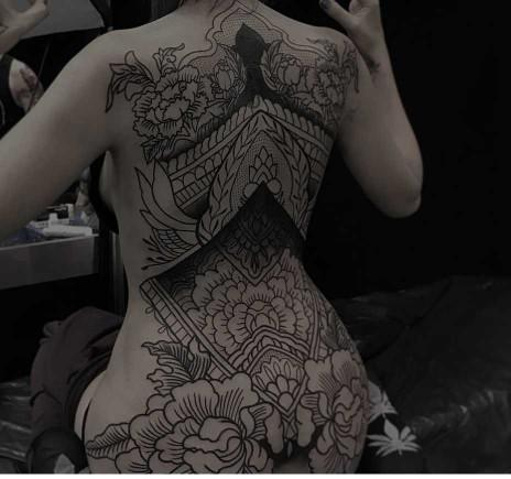 Can this tattoo style work ??