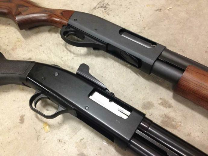 Mossberg 500 or Remington 870??